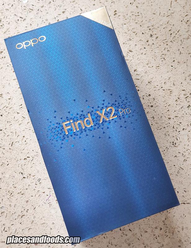 oppo find x2 pro box