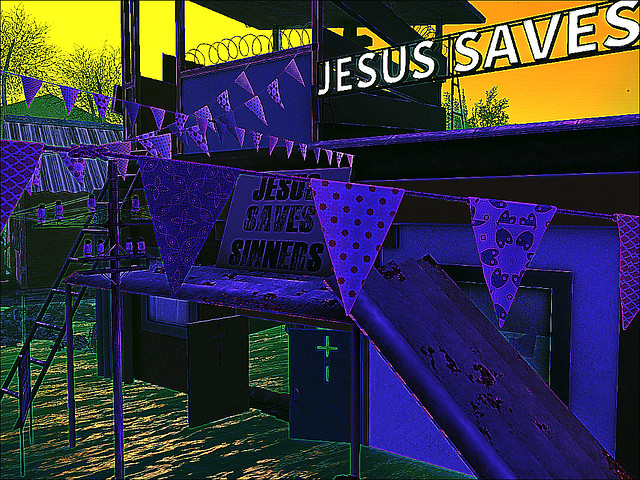 Ubay Island - Jesus Saves