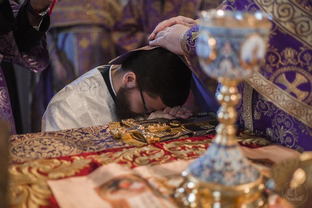 21-22 марта 2020, Неделя 3-я Великого поста, Крестопоклонная / 21-22 March 2020, Third Sunday of Great Lent. Adoration of the Holy Cross