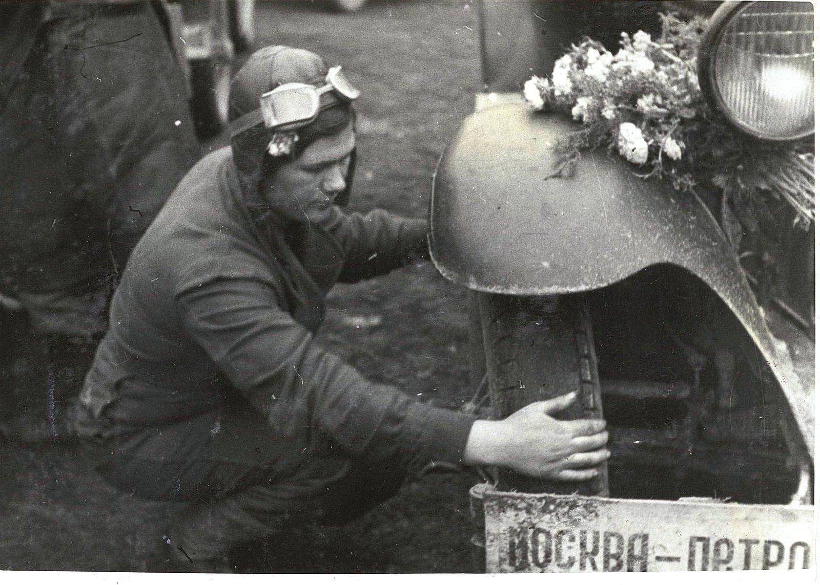 26. Майорова, водитель