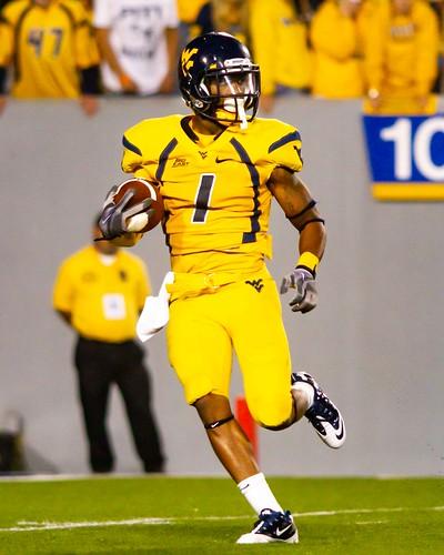 Tavon Austin West Virginia University Football