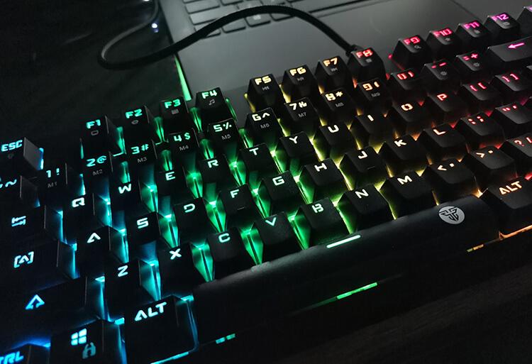 Fantech Max Pro MK851 keyboard