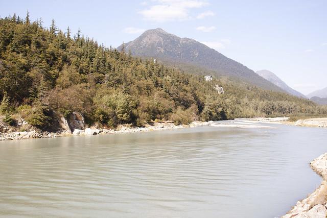 Skagway River