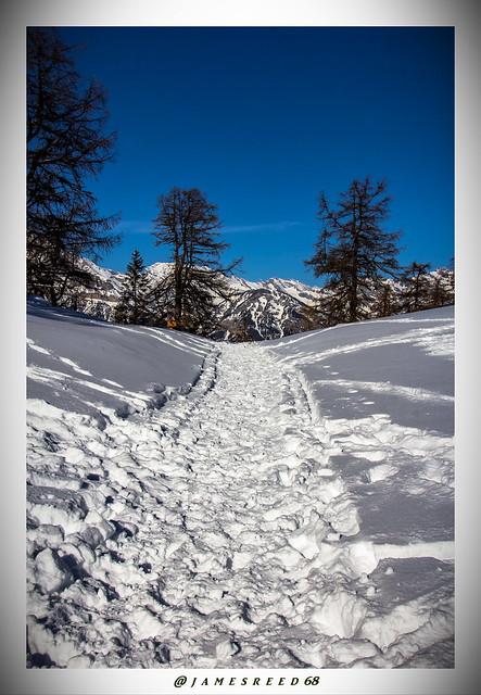 Sur les Hauteurs de Martigny - Suisse