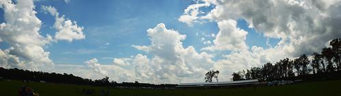 august 2017 bowman sc southcarolina yonderfield panorama sky clouds