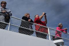 Northumberland Ferries Passengers