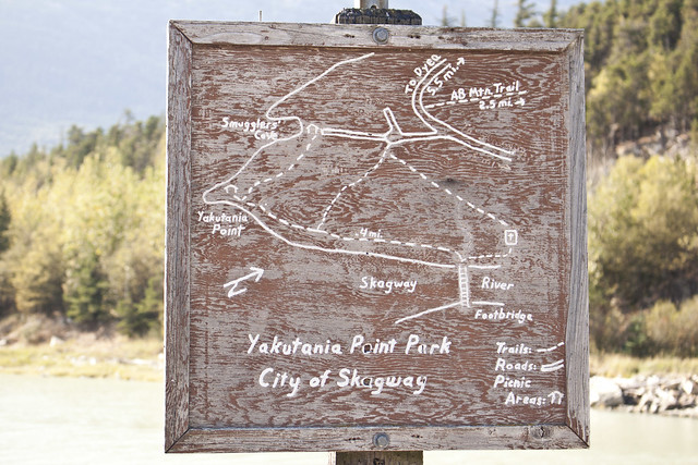 Yakutania Point Trails