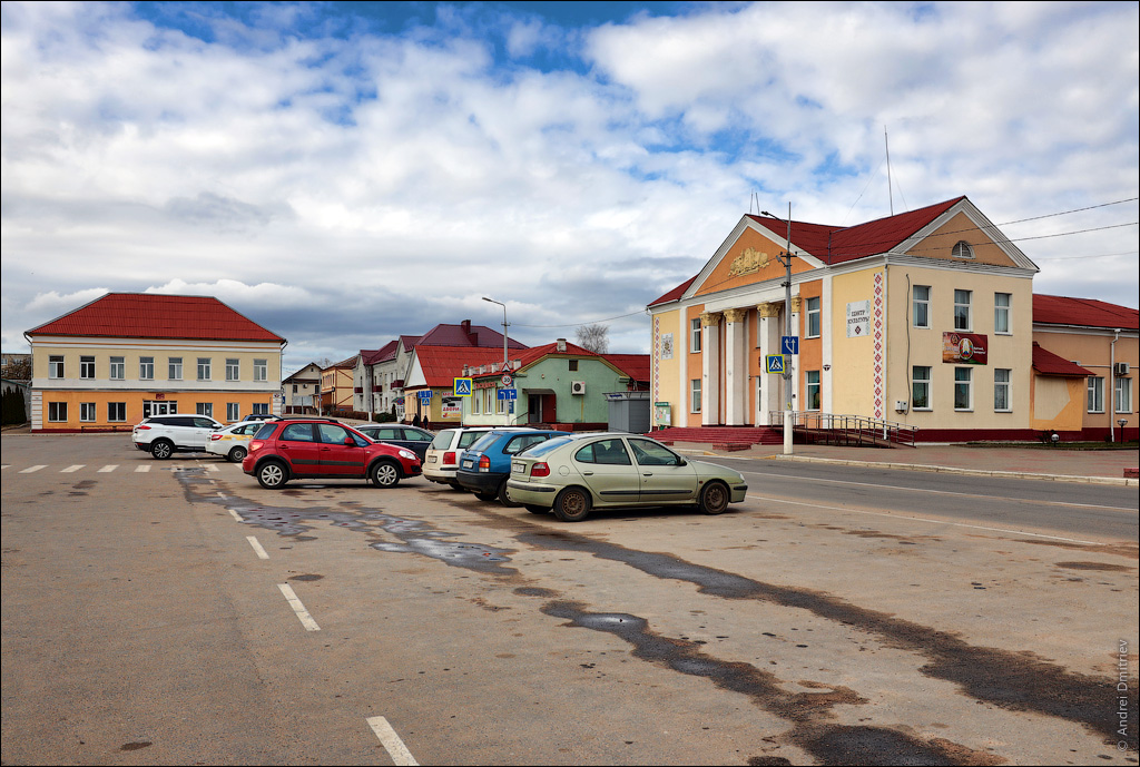 Воложин, Беларусь
