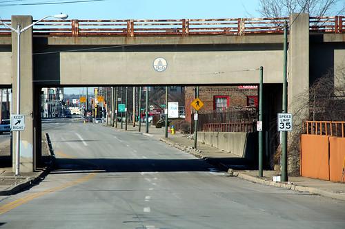 baltimoreohiorailroad csxtoledosubdivision bridge railroadbridges daytonohio streetscenes street