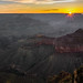 Sunrise over the Grand Canyon #2, Yavapai Point, South Rim, Arizona, USA