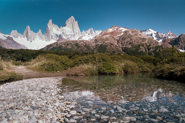 On the way to Fitz Roy