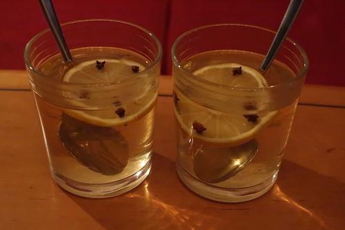 Irish Hot Whiskey (zur Stärkung der Abwehrkräfte)