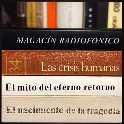 Magacín radiofónico en estado de alarma 22.3.20 #yomequedoencasa #frenarlacurva #haikusdestanteria #quedateencasa