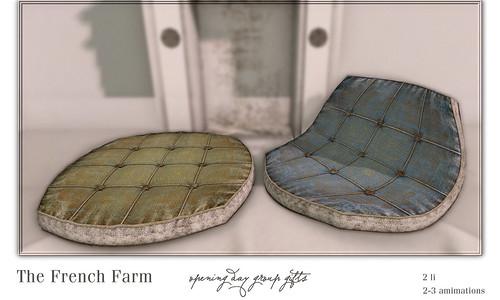The French Farm-mandela mats gg