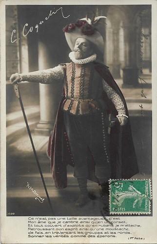 Coquelin in Cyrano de Bergerac