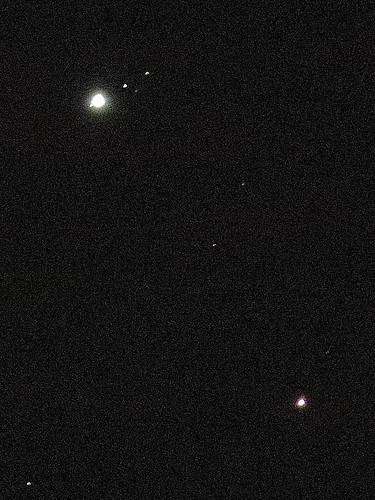 Jupiter and Mars 20200320