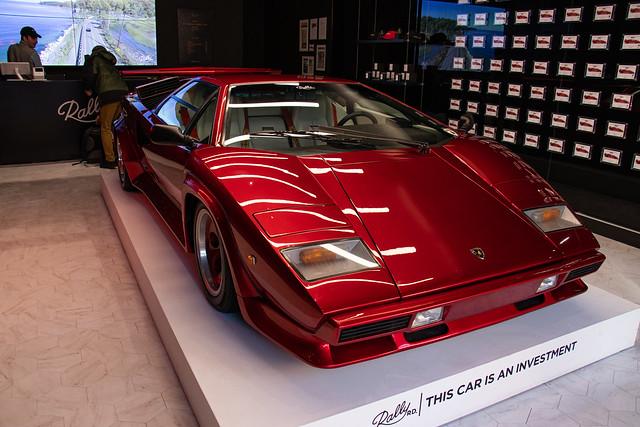 Lamborghini Countach Turbo S