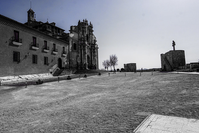 Santuario de Caravaca.