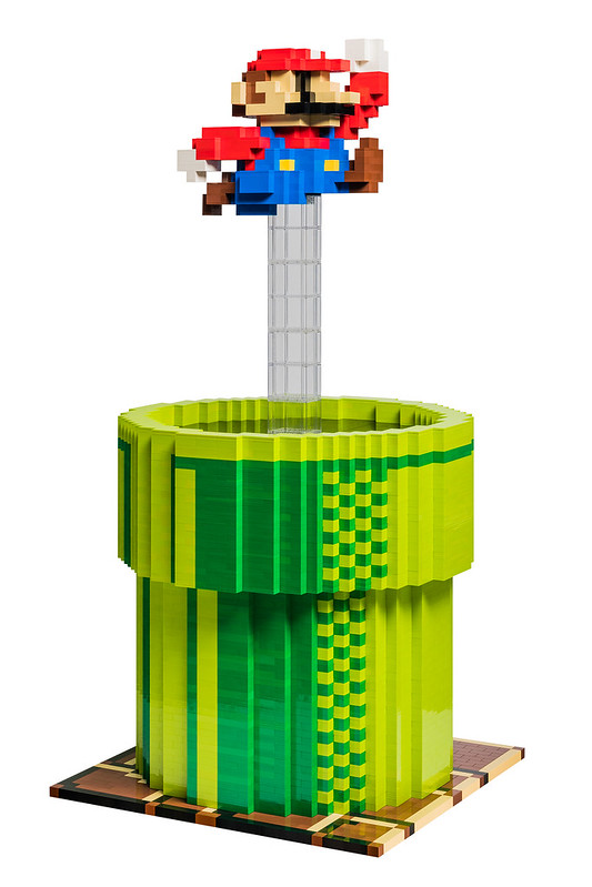It's Lego Mario time!
