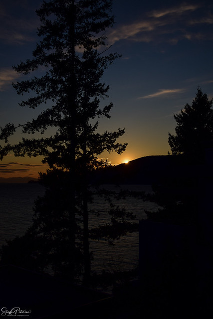 West Vancouver Sunset