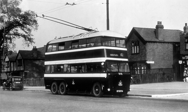 syks - doncaster ct trolleybus 35 wheatley hills