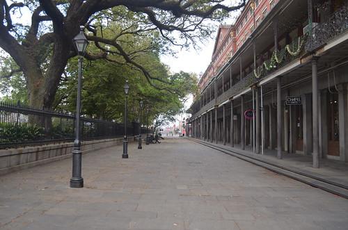 St. Peter Street side