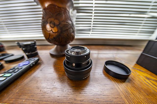 Defisheyed - 7artisans 7.5mm f/2.8 Fisheye
