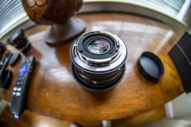 7artisans 7.5mm f/2.8 Fisheye