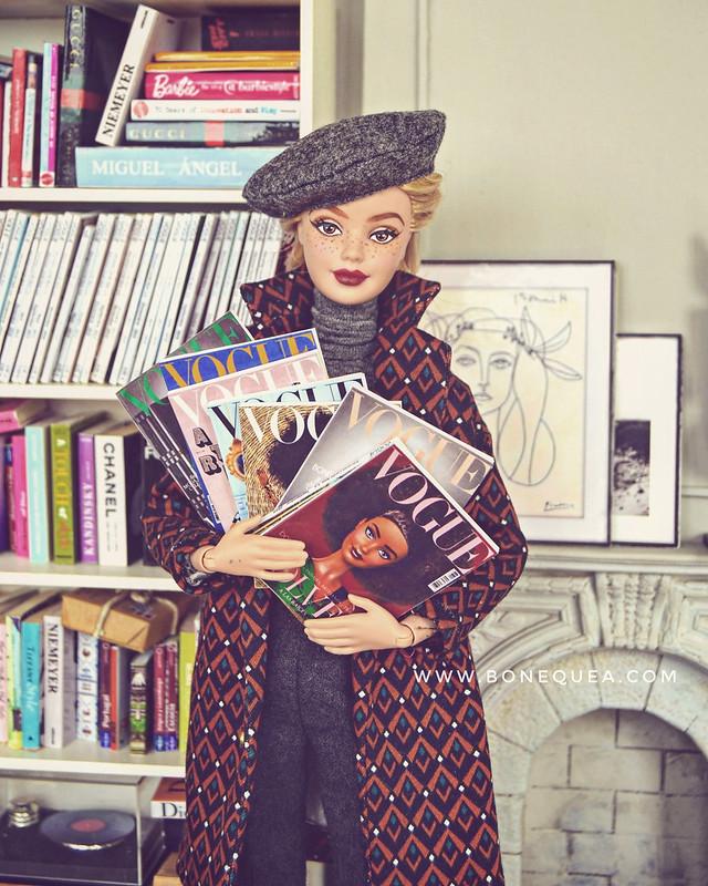 Nuevas revistas imprimibles para Barbie