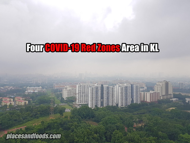 4 covid 19 zones in kl