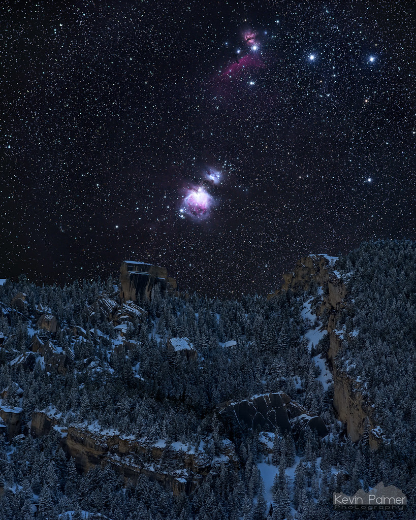 Orion and Fallen City