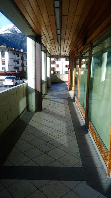 Corridoio edificio
