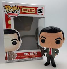 One of my Funko Pops -- Mr. Bean