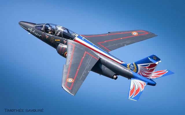 BYF | Armée de l'Air Dassault Alphajet Solo Display | 705-RR