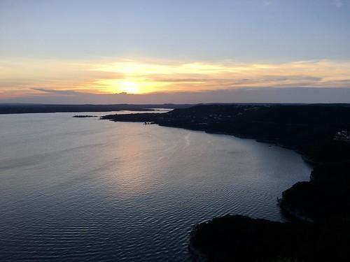 oasis texas sunset austin laketravis