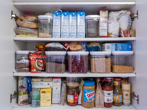 Stocked Pantry | by ajay_suresh