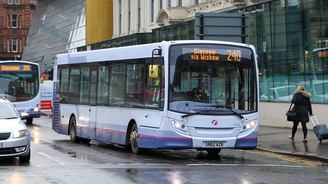 44530 SN62AZB First Glasgow