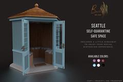 Barley - Seattle Self-Quarantine Safe Space - @N21