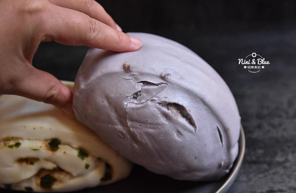台中大肚 品香 蛋黃肉包03