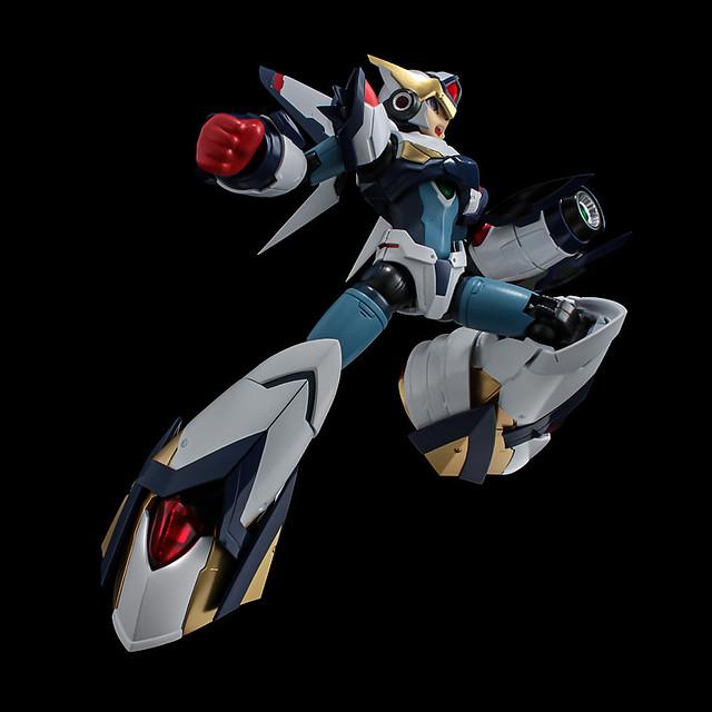RIOBOT《洛克人X》艾克斯獵鷹裝甲 Ver.清水榮一(ロックマンX ファルコンアーマー Ver. EIICHI SHIMIZU)