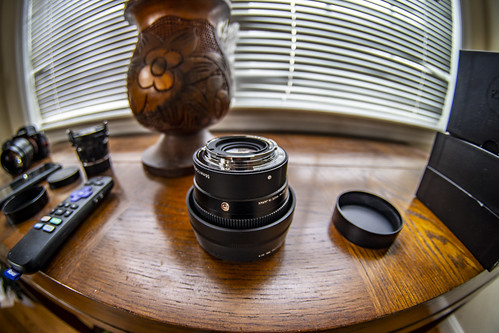 7artisans 7.5mm f/2.8 Fisheye | by ericlwoods