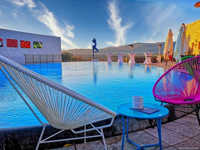 Hôtel 5 étoiles Le Mas Candille à Mougins - Côte d'Azur France IMG_20190308_180909