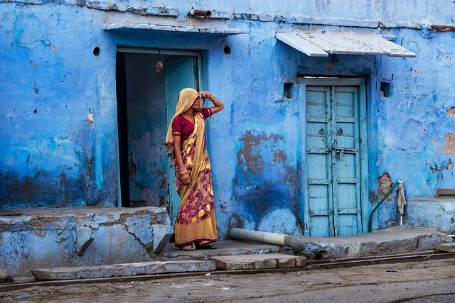 Pipar. Rajasthan. India.