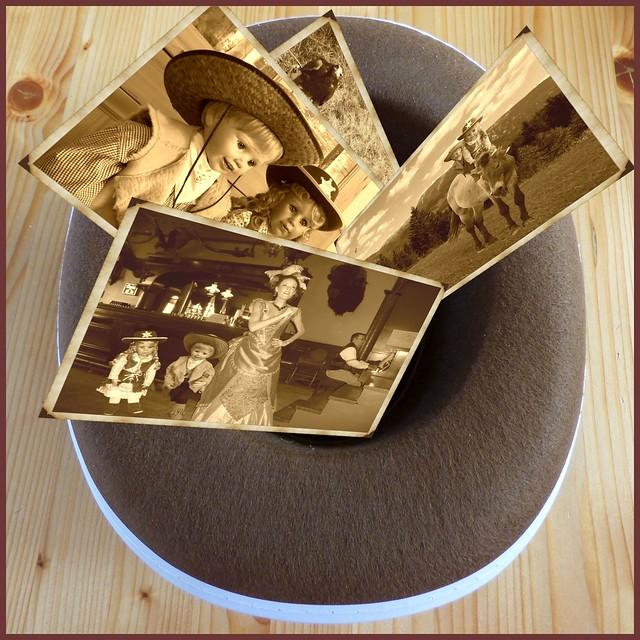 Ein Hut voller Erinnerungen / A hat full of memories