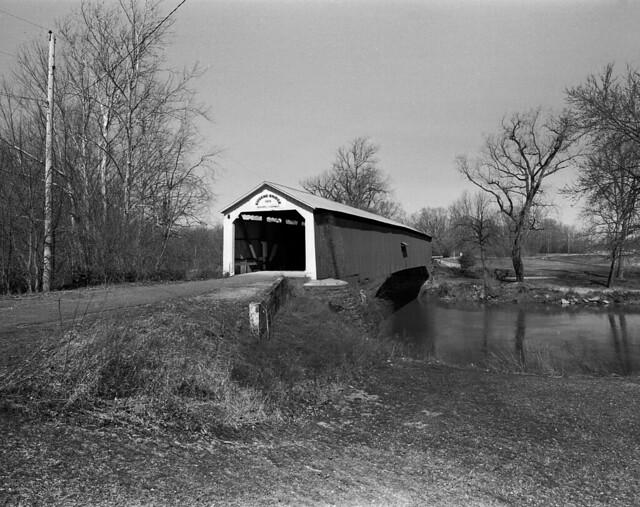 Eugene Covered Bridge