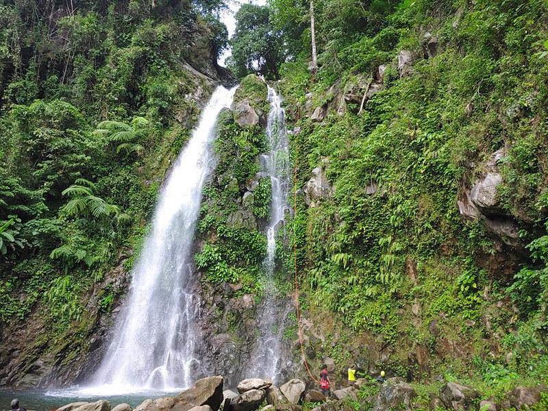 Ulan-ulan Falls