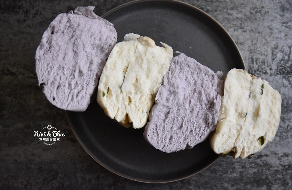 台中大肚 品香 蛋黃肉包05