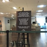 M&S cafes all closed