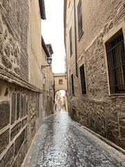 Toledo calle