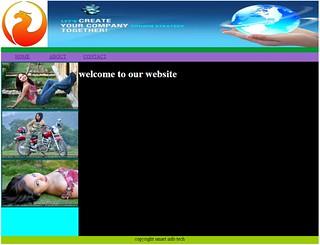 Web Page by Lahana